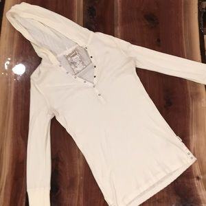 Tommy Jeans hooded shirt